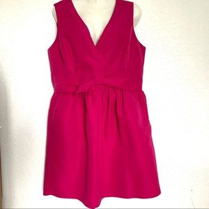 Taylor  Fuchsia Dress Perfect for Valentine's Day